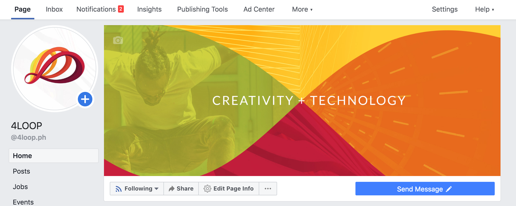 Setting up your Facebook Business Marketing Page for 2019